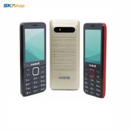 Điện thoại 2 sim 2 sóng Mobell Basic - M518